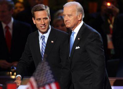 Beau Biden died of brain cancer in 2015.