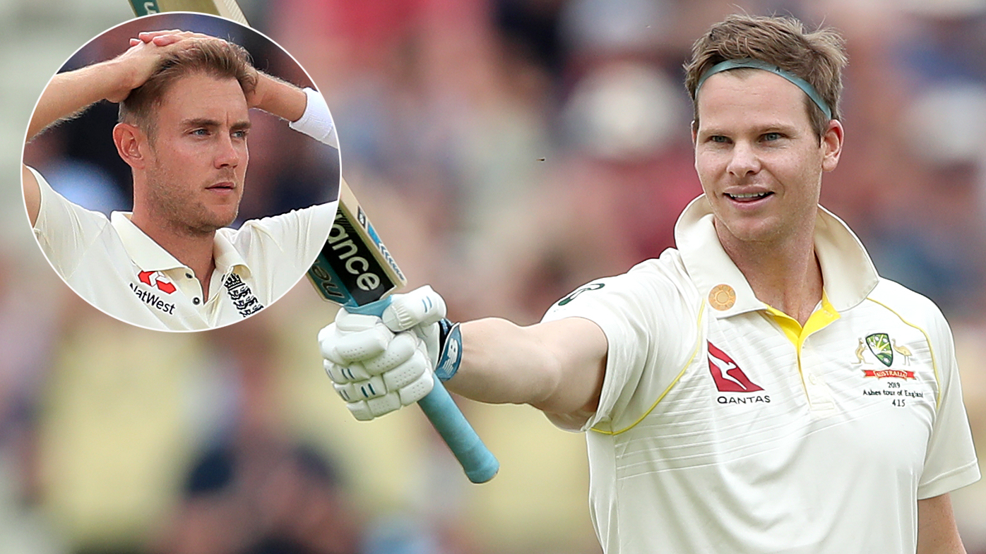 Steve Smith eyeing Ashes records as Australia looks to bat itself to safety on day four