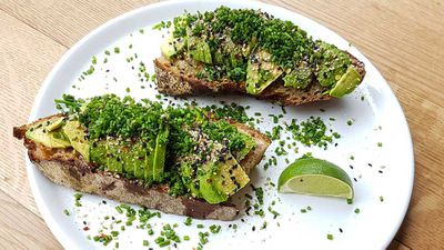 #343 Avocado on Toast in Melbourne, Australia