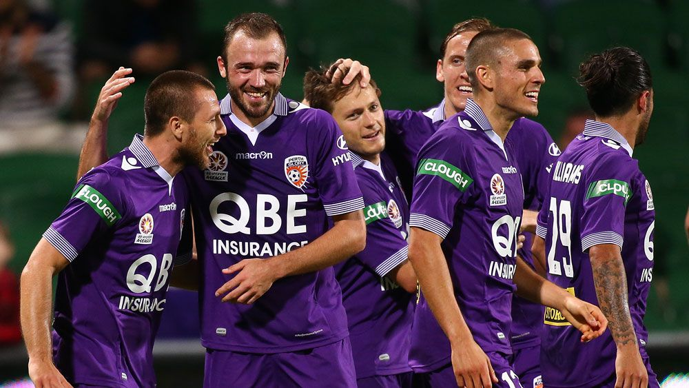 Marinkovic brace sinks Mariners 2-1