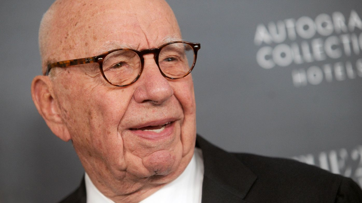 Rupert Murdoch's News Corp has shrugged off its latest annual loss with an upbeat assessment of its digital news and real estate assets.