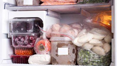 Freezer food / iStock