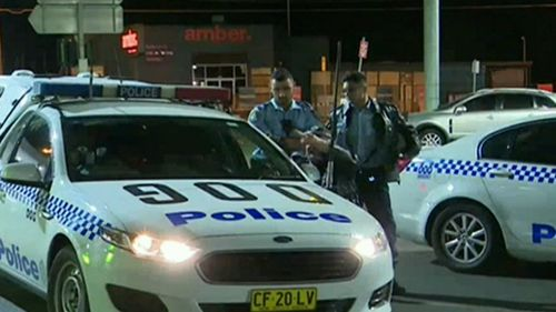 A number of people witnessed the attack. (9NEWS)