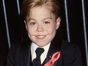 Josh Ryan Evans of 'Passions' at the Annual Daytime Emmy Awards in 2000.