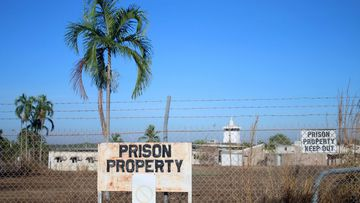 The NT has the highest rate of youngsters behind bars in youth detention facilities like the Don Dale Detention Centre. (AAP)