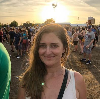 Social worker Natasha Ott died of coronavirus