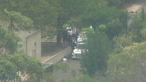Emergency services attended the Advanced Organisation Saint Hill Scientology headquarters on Greville Street in Chatswood shortly after 12.30pm on Thursday last week.