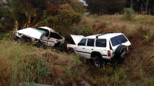 One dead, two critically injured following Byford collision