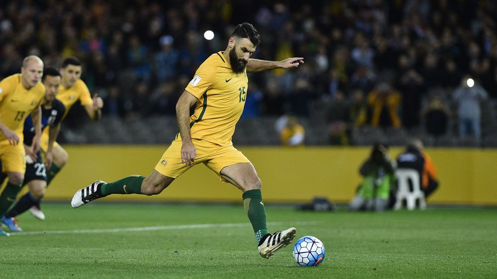 WCQ: Jedinak salvages draw against Japan