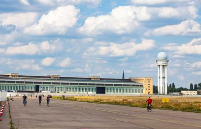 Berlin's historic Tempelhof airport