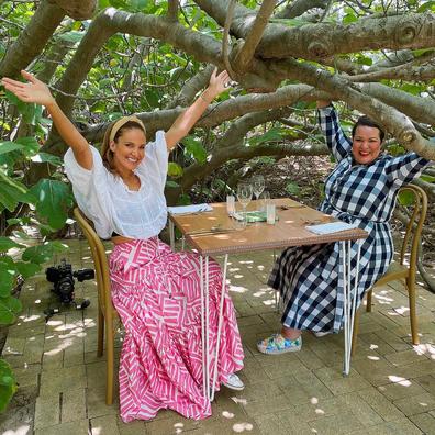 Adelady hosts visit Enchanted Fig Tree restaurant on Kangaroo Island