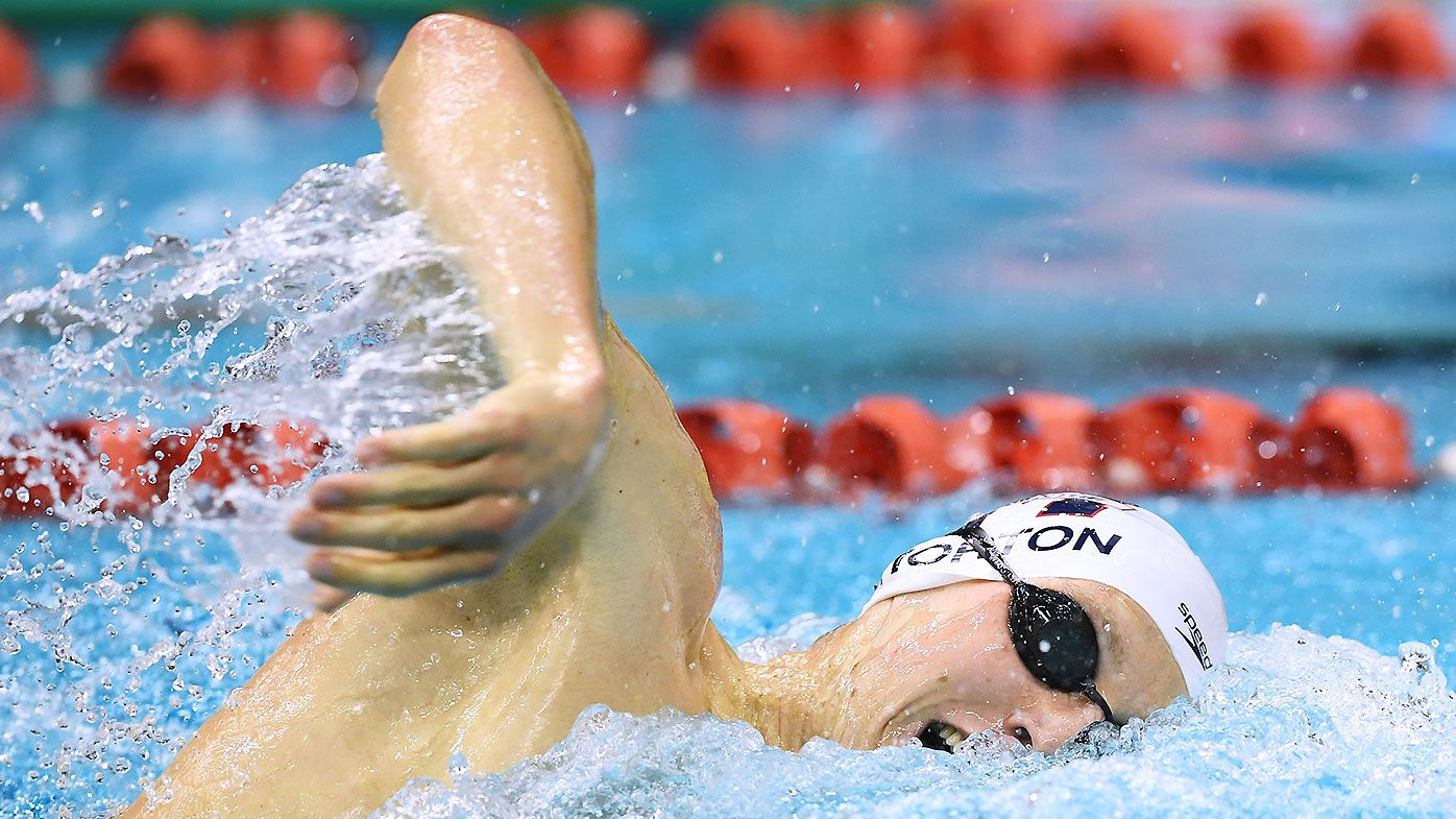 'I literally gave it everything': Mack Horton fails to qualify for 400m freestyle event at Tokyo Olympics