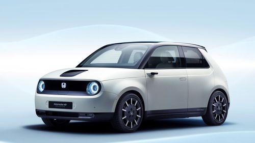Honda's e Prototype.