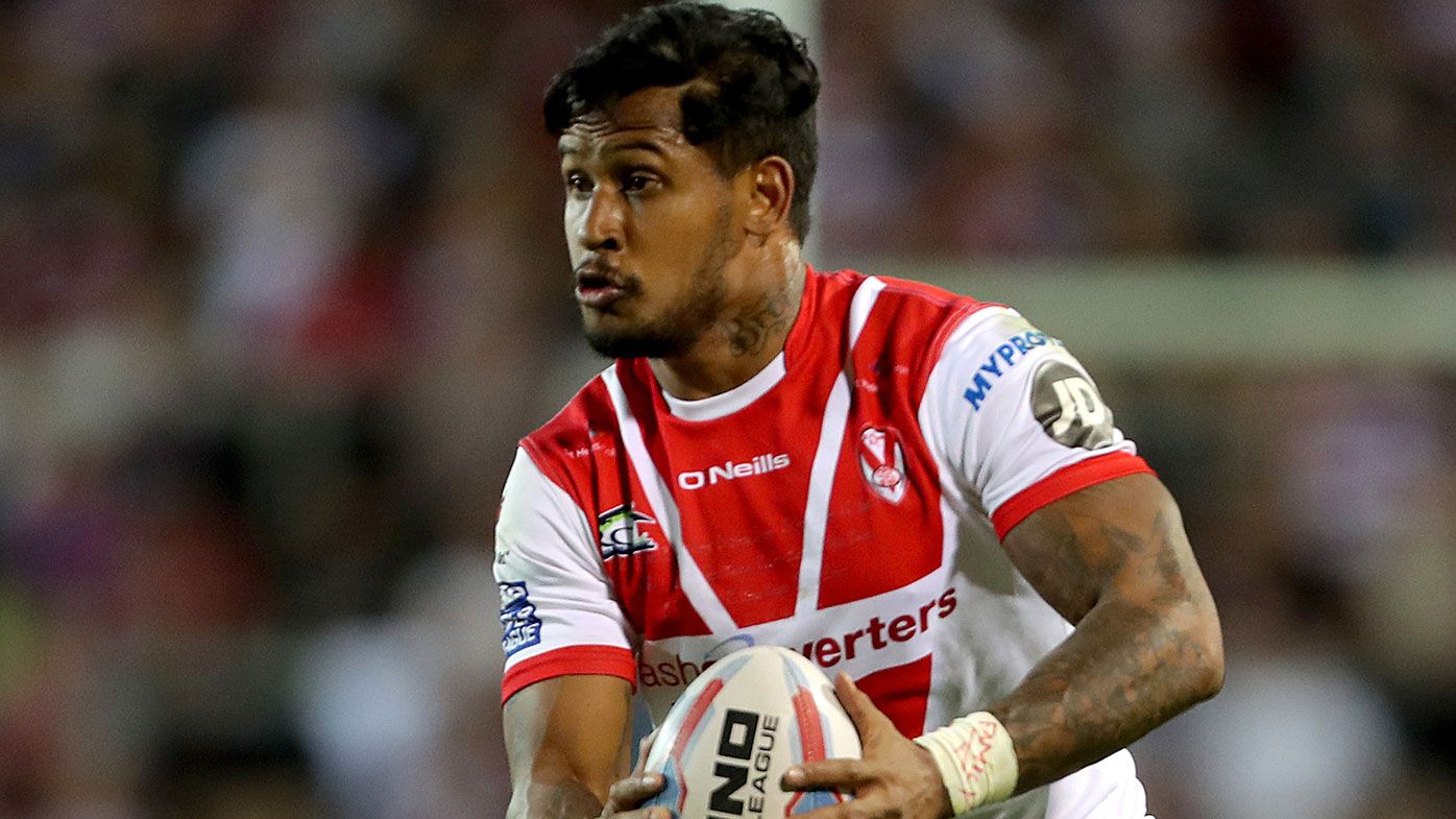 Ben Barba Deregistered As NRL Finally Gets Serious About Player Behaviour