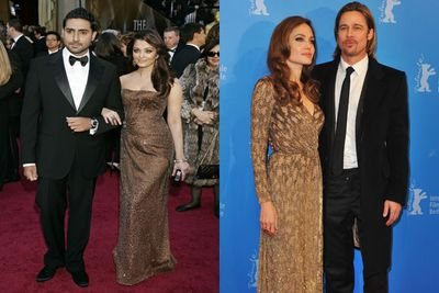 """When Aishwarya Rai, once described by Julia Roberts as """"the world's most beautiful woman"""" married hulking heartthrob Abhishek Bachchan in 2007, the couple sealed their fate as the Brangelina of Bollywood. They've recently started their own brood, too, with the arrival of daughter Aaradhya late last year."""