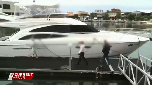 Issakidis also owned two yachts.