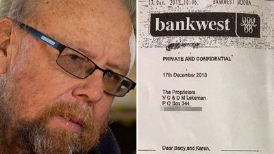 Cancer sufferer faces $150k debt in 'bank identity theft fraud'