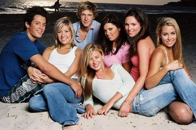 Kristin Cavallari and Laguna Beach cast