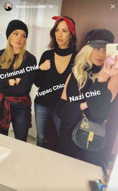 Rachael O'Brien, Kristen Doute and Stassi Schroeder