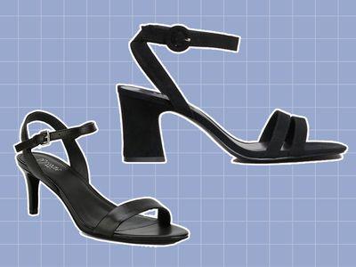Midi heel options