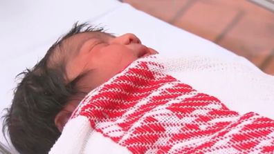 First baby born Sydney 2021
