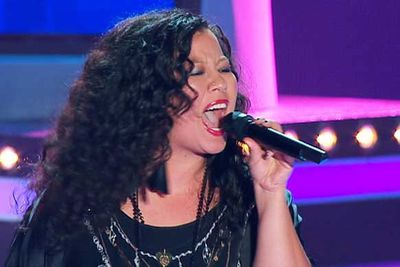 Her loud and proud voice, with a big personality to match, made Aussie rock legend Jimmy Barnes' daughter Mahalia a force to be reckoned with on <i>The Voice</i>.