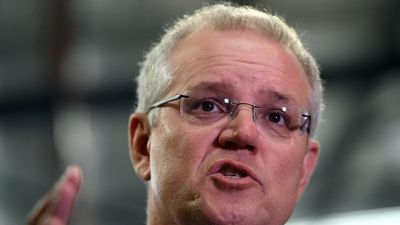 Morrison hoses down fears of Indonesia rift over embassy plan