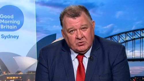 Craig Kelly MP brands Laura Tobin an 'ignorant pommy weather girl'