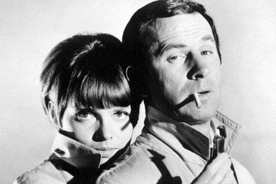 "<I>Get Smart</I>'s leading spy Maxwell Smart (Don Adams) seemed like a bumbling nice guy to us — but the French perceived his clumsiness in a more sinister way, dubbing him ""Max La Menace""."