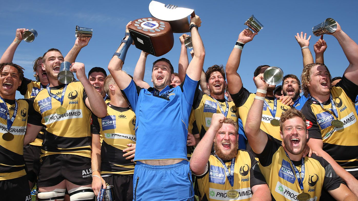Western Force win National Rugby Championship after Super Rugby expulsion