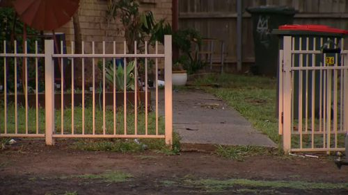 Police found a 47-year-old man and 43-year-old woman with gunshot wounds inside their Bidwill home last night. (9NEWS)