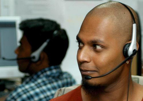 Call centres can record even when you're on hold