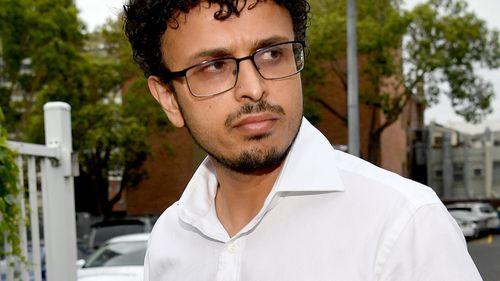 Arsalan Khawaja, the brother of Australian cricketer Usman Khawaja.
