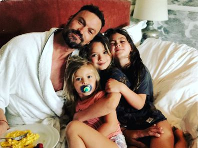 Brian Austin Green and kids