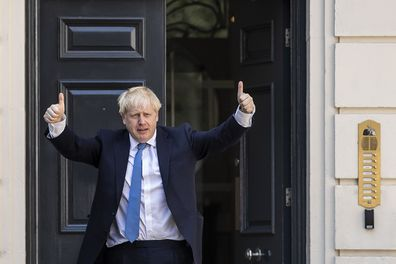 Boris Johnson will replace outgoing prime minister Theresa May.