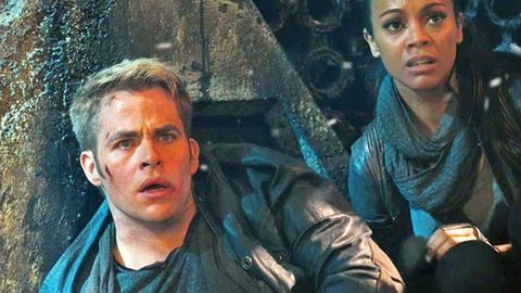 irst look trailer: Star Trek Into Darkness - a sequel that looks equal!