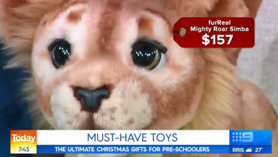 Many kid's toys this Christmas come with AI technology making them fun for kids.