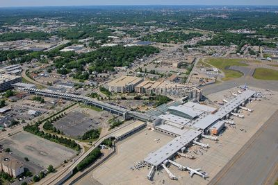 7. Theodore Francis Green Airport, Providence, Rhode Island
