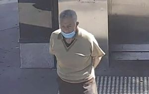 Elderly man wanted over sexual assault on a bus in Melbourne