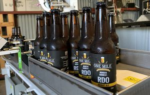 Darwin's One Mile Brewery to become first NT beer producer stocked in BWS stores