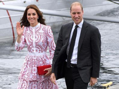 Why royal women always carry clutches in their left hand