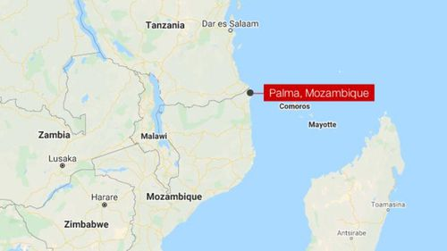 Rebels leave beheaded bodies in streets of Mozambique town