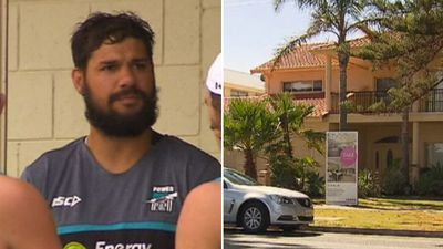 AFL star Paddy Ryder makes citizen's arrest