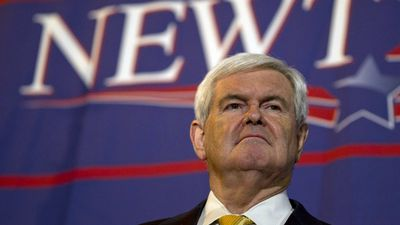 Former Republican congressman and presidential candidate Newt Gingrich tweeted that the backdown over The Interview meant the US had lost its first cyberwar. He said it set a dangerous precedent.<br><br>North Korea denied being behind the attacks, but it has been reported US intelligence agencies are pointing the finger squarely at the rogue state.