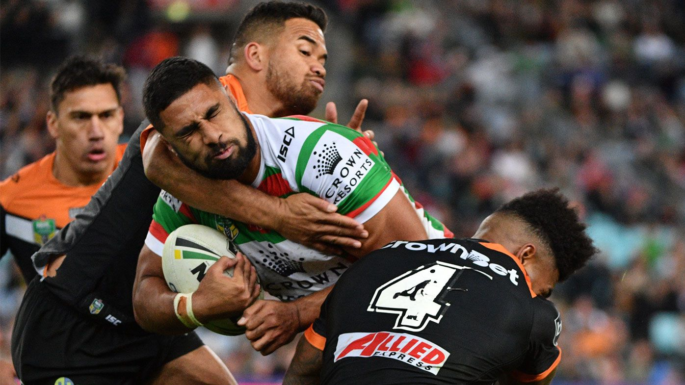 Rabbitohs v Tigers