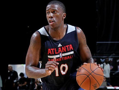 Lamar Patterson played in the NBA for the Milwaulkee Bucks and the Atlanta Hawks before his move to Brisbane.