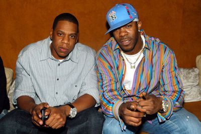 """Busta once lost a cafeteria rap battle with Jay-Z. """"He always exemplified greatness as an MC,"""" the gracious loser has said. """"He was a scientist with it."""""""