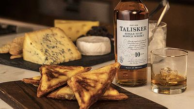 "Recipe:&nbsp;<a href=""http://kitchen.nine.com.au/2017/06/08/10/22/matt-prestons-stilton-jaffles"" target=""_top"" draggable=""false"">Matt Preston's Talisker stilton jaffle</a>"