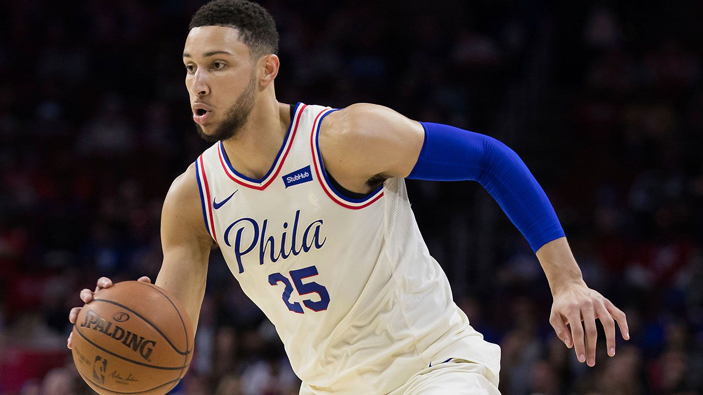 Ben Simmons hires brother to improve shooting form ahead of second NBA season