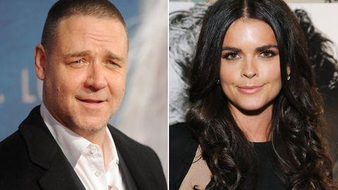 Russell Crowe's new woman is Billy Joel's ex-wife